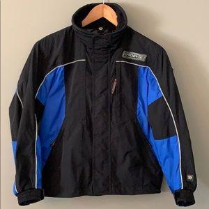 SpyderXT Boys Size 12 Ski Jacket